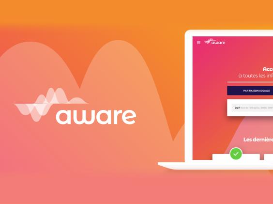 Accéder aux données d'entreprises avec AWARE