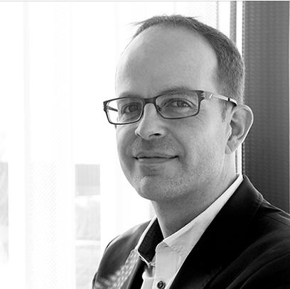 Stéphane Liénéré, technique et innovation Data