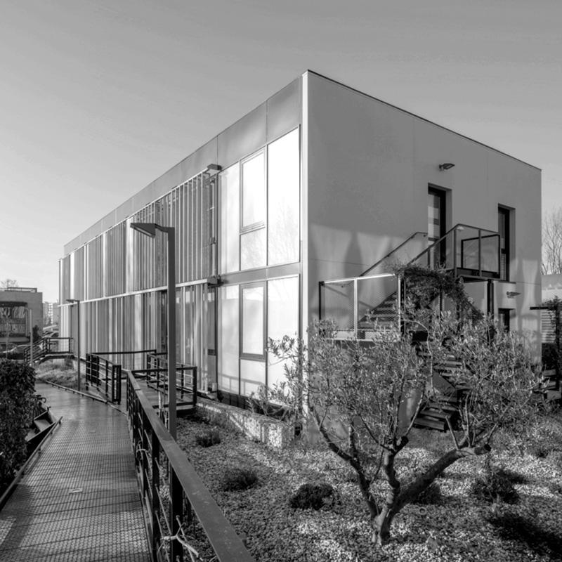 Bâtiment Groupe IDAIA Gironde