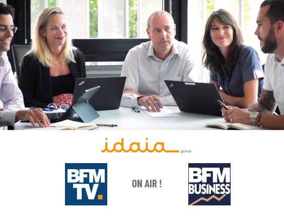Idaia Group BFM Business